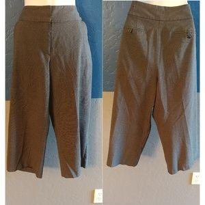 Lane Bryant Pants - Lane Bryant Capris Plus Size 18